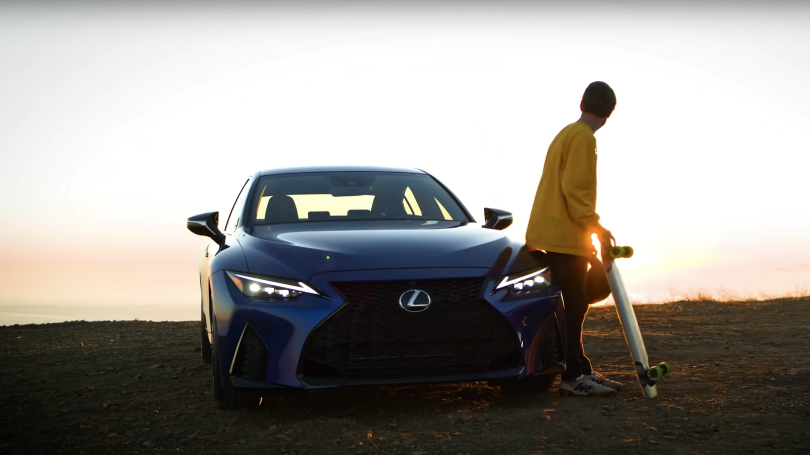 Lexus IS — All In