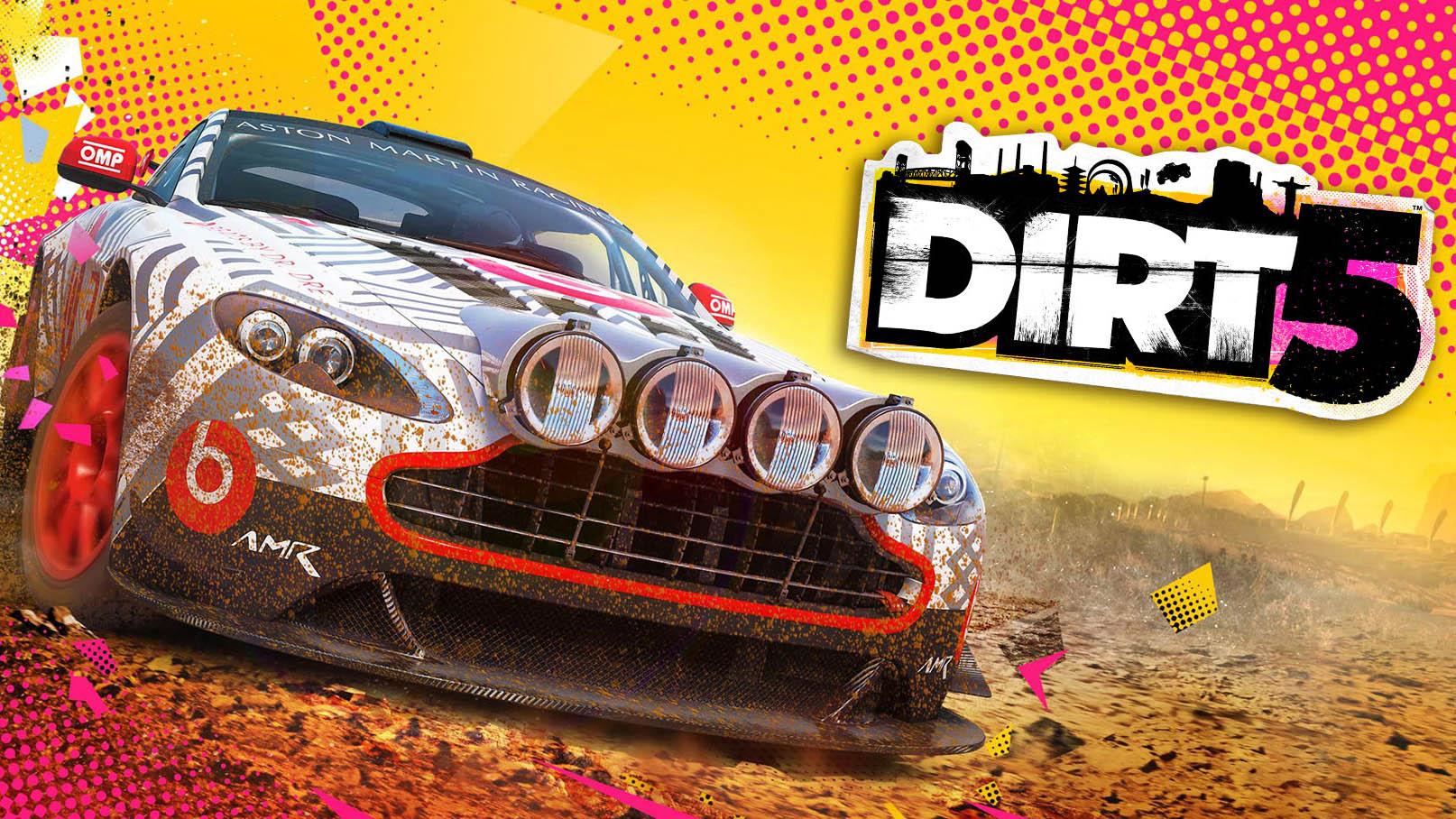Dirt 5 — Launch Campaign