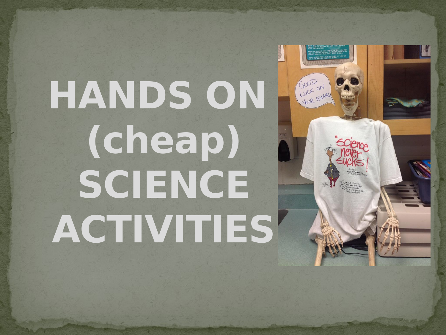 Simple hands on science activities Resource Preview