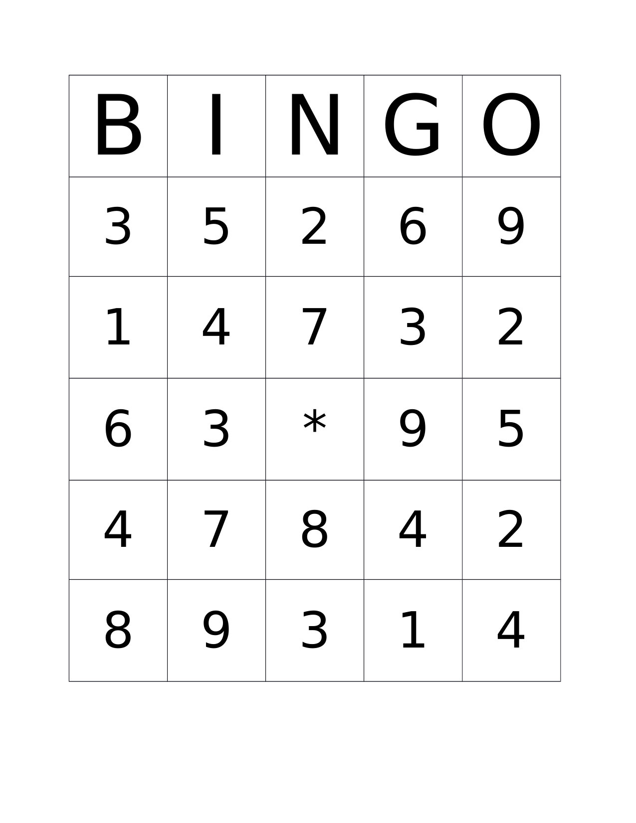 Division Bingo Sheet  Resource Preview
