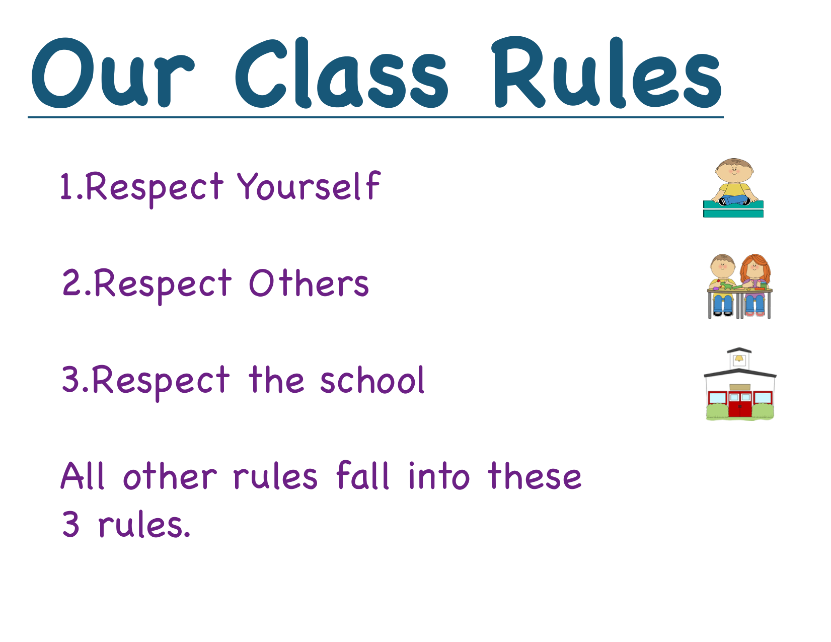 Class Rules Resource Preview