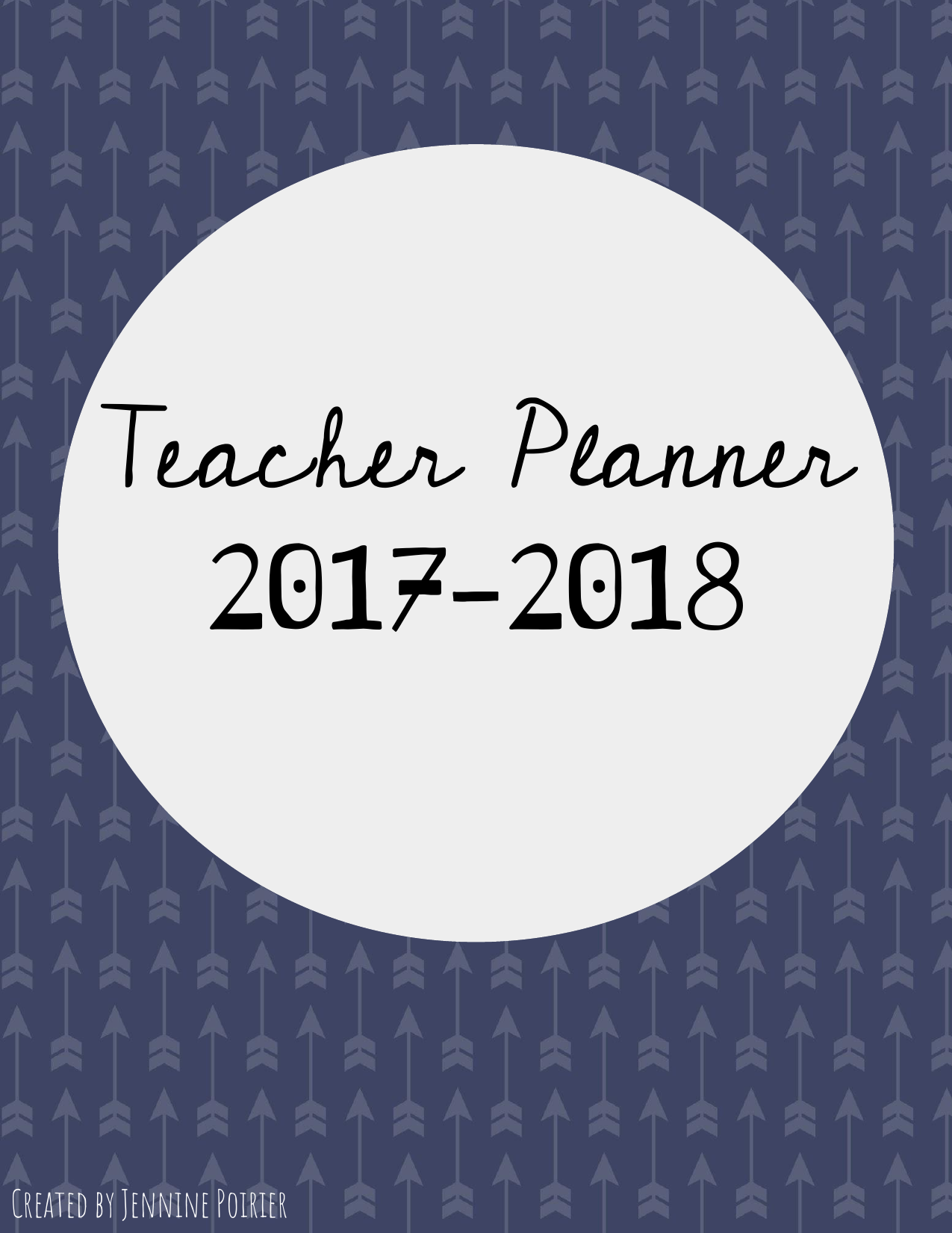 Teacher Planner and Sub Binder  Resource Preview