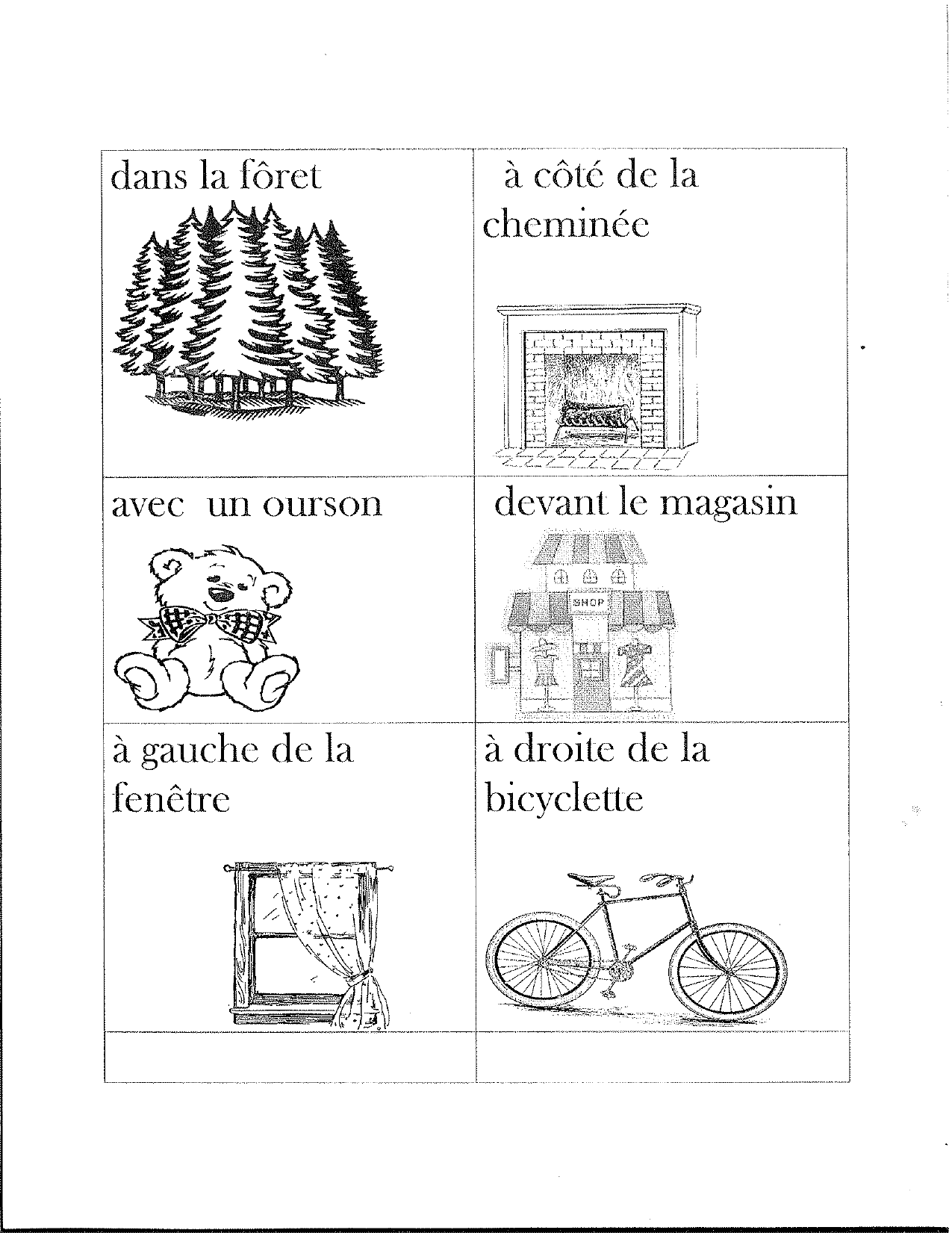 Prepositions Resource Preview