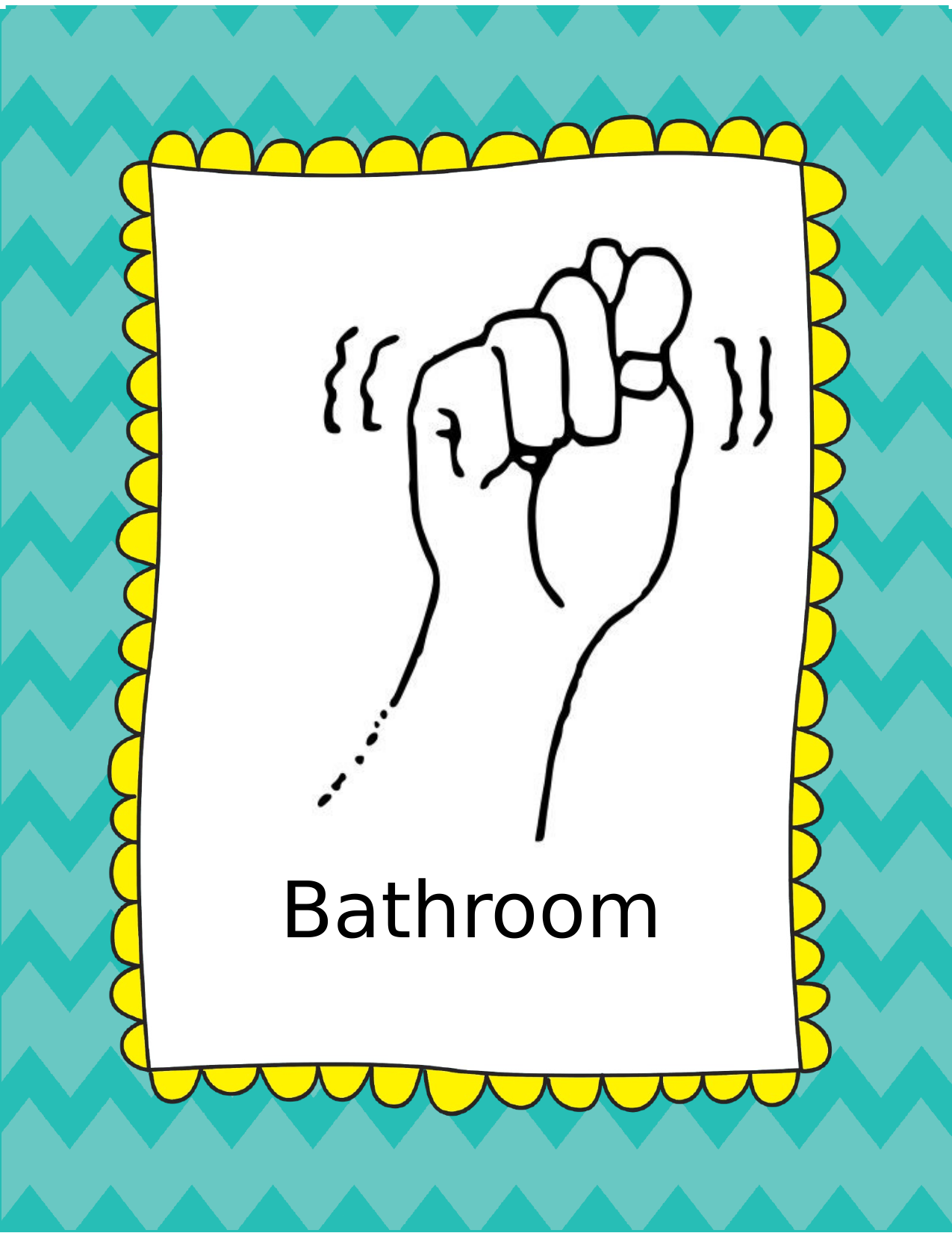 Sign Language Posters Resource Preview
