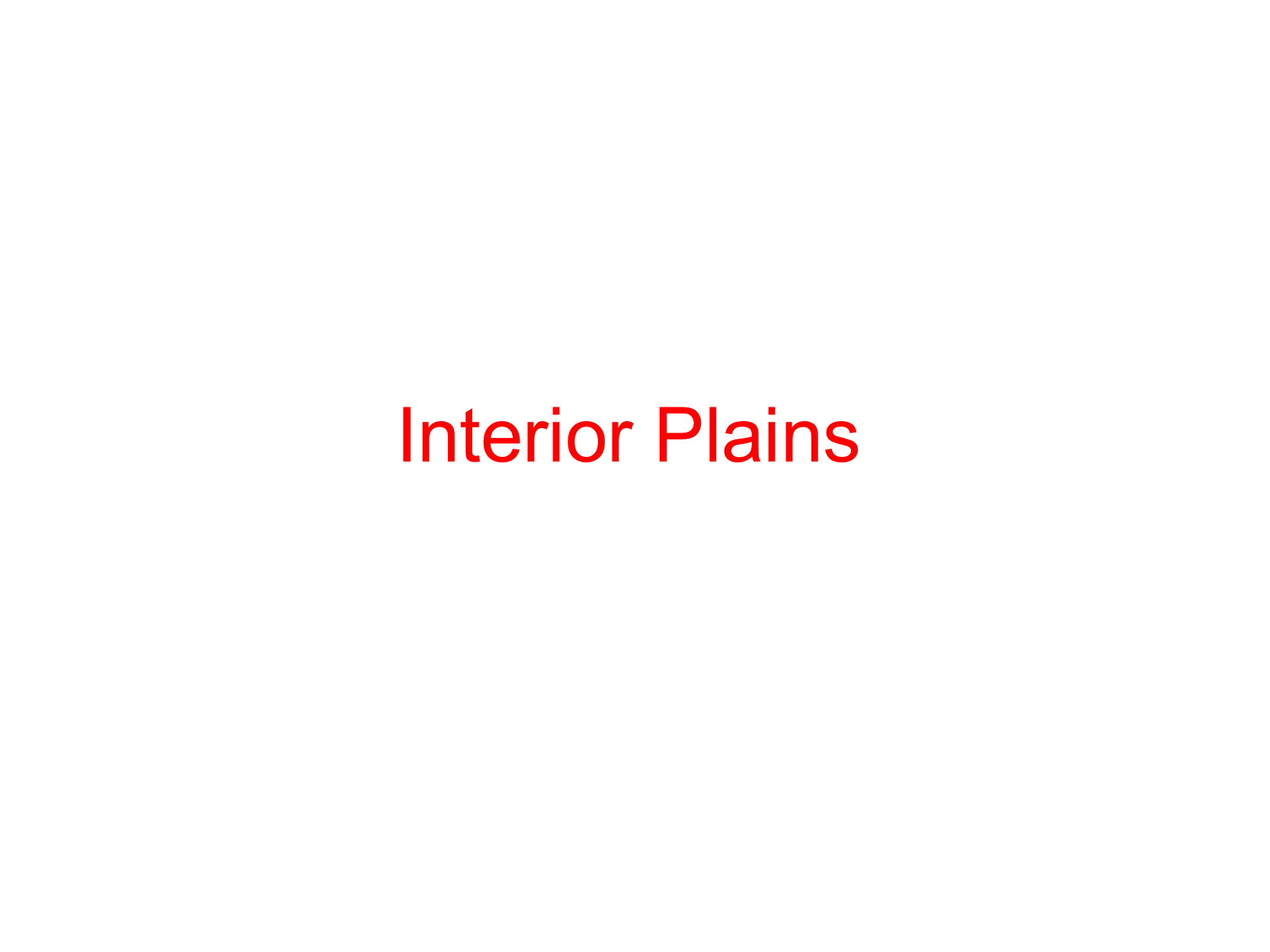 Grade 5 Regions Project Interior Plains Resource Preview