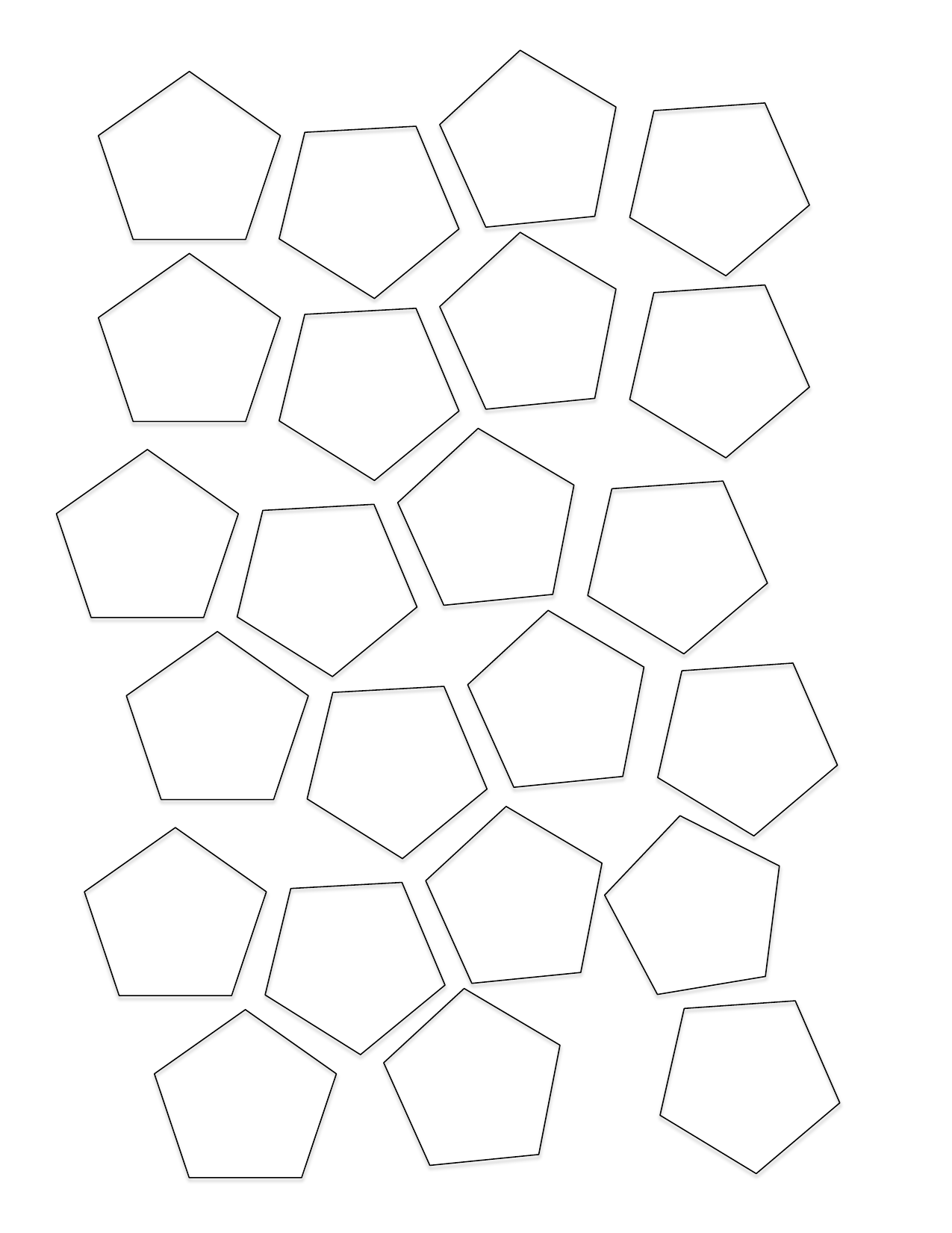 Shapes for Interactive Transformations Foldable Resource Preview