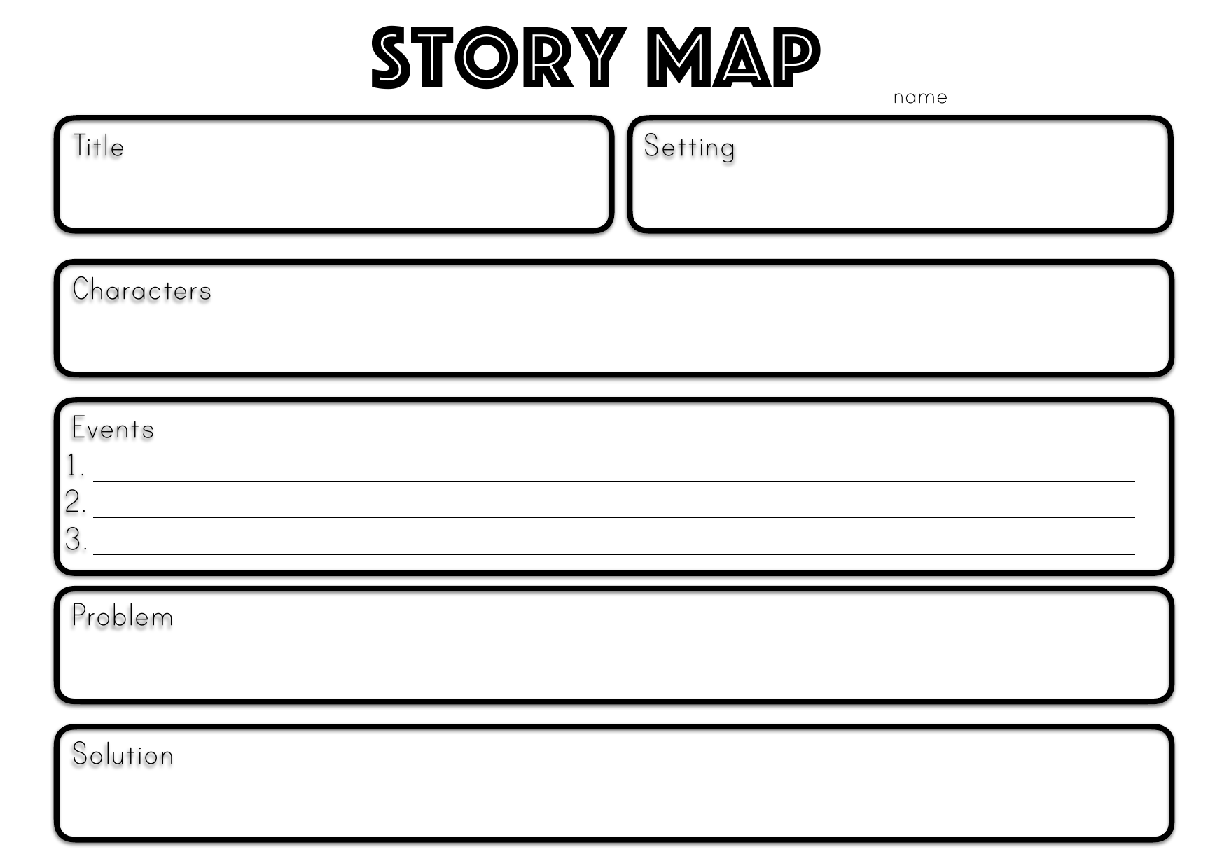 Story Map  Resource Preview