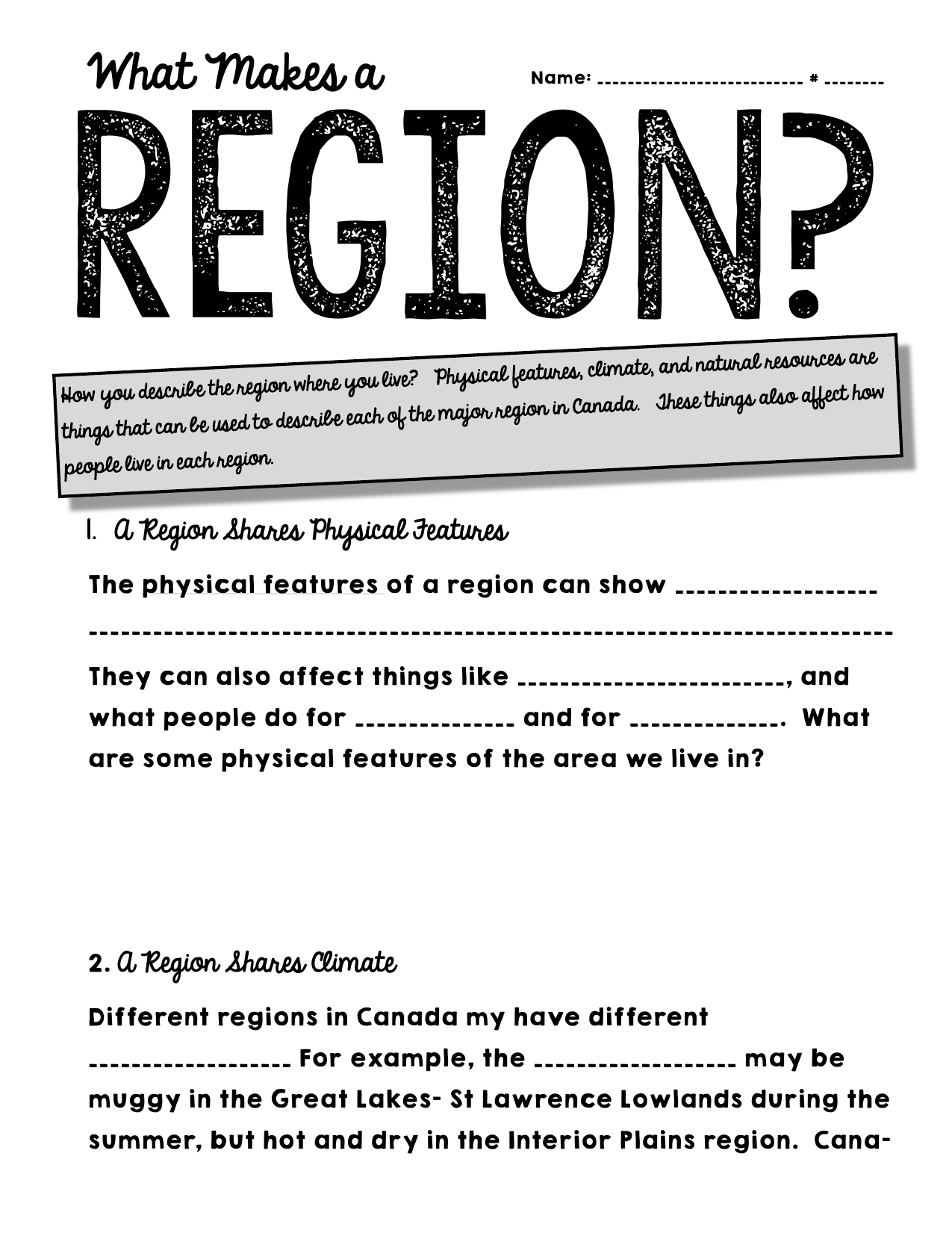 What Makes a Region Resource Preview