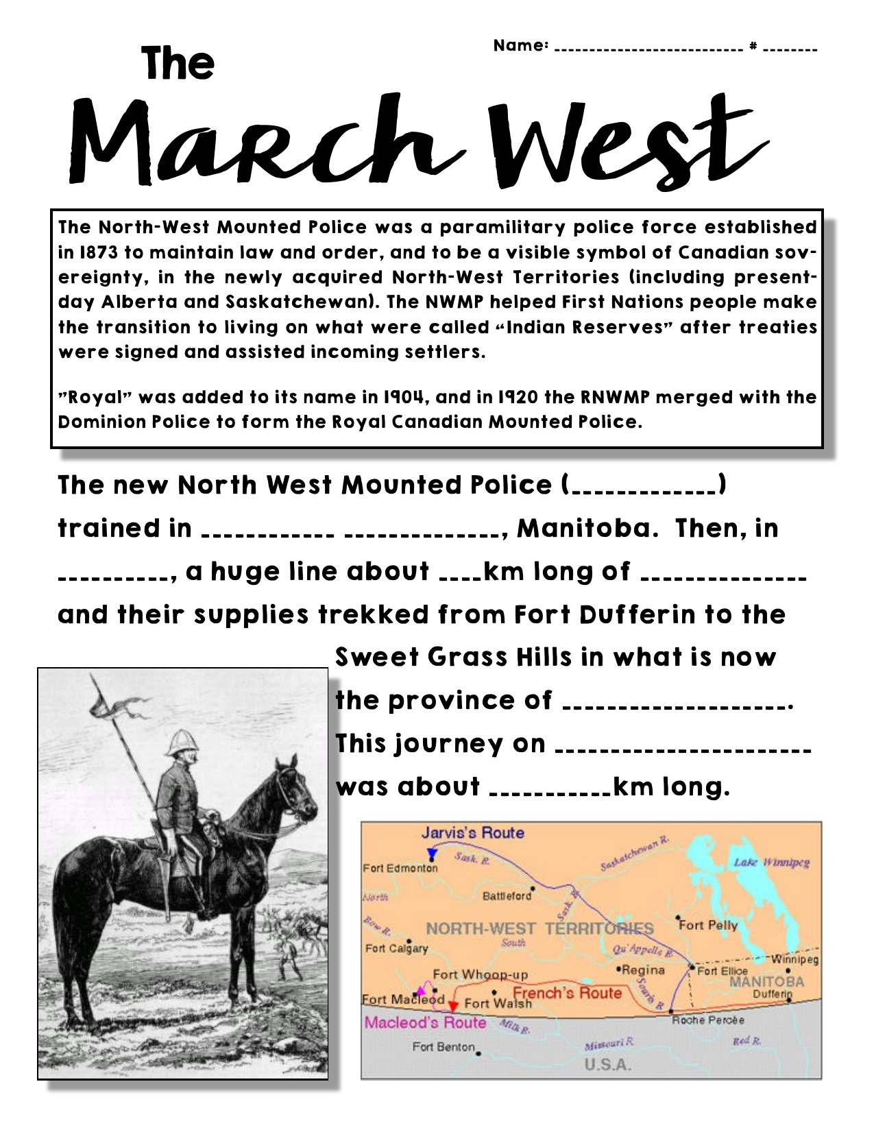 The March West Resource Preview