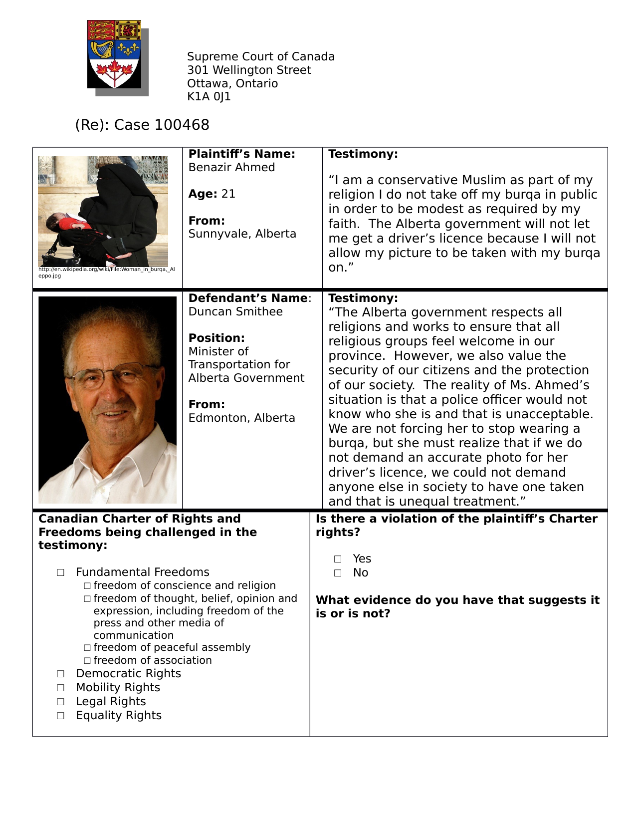 Charter Case Study Resource Preview