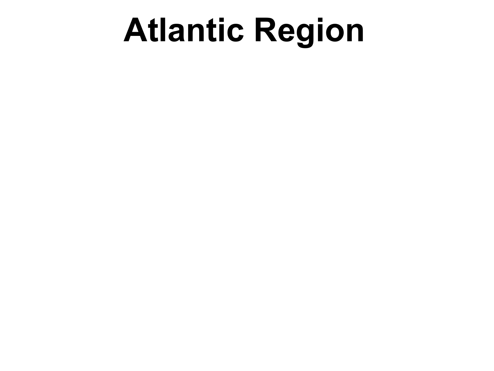 Atlantic Region Resource Preview
