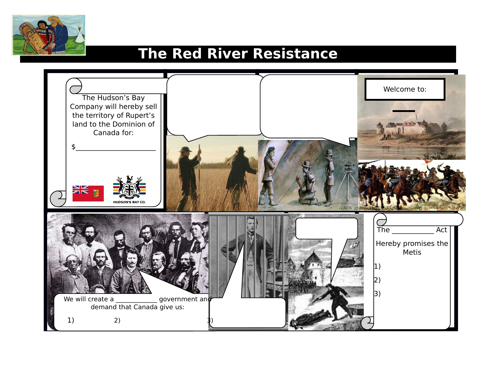 Red River Resistance Review Comic Resource Preview