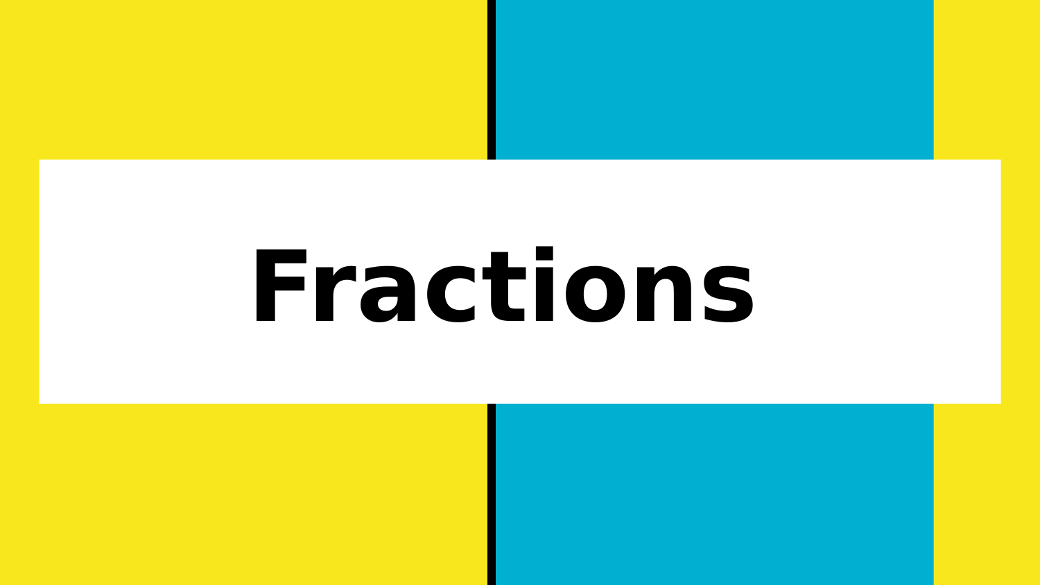 Fractions  Resource Preview