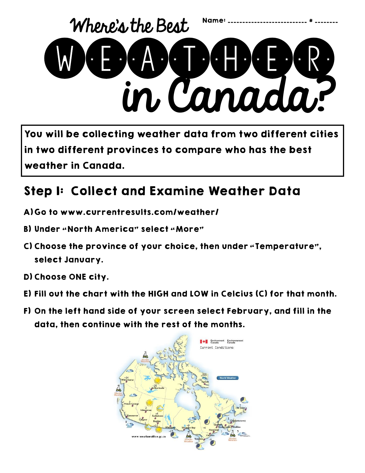 Where Is the Best Weather In Canada Resource Preview