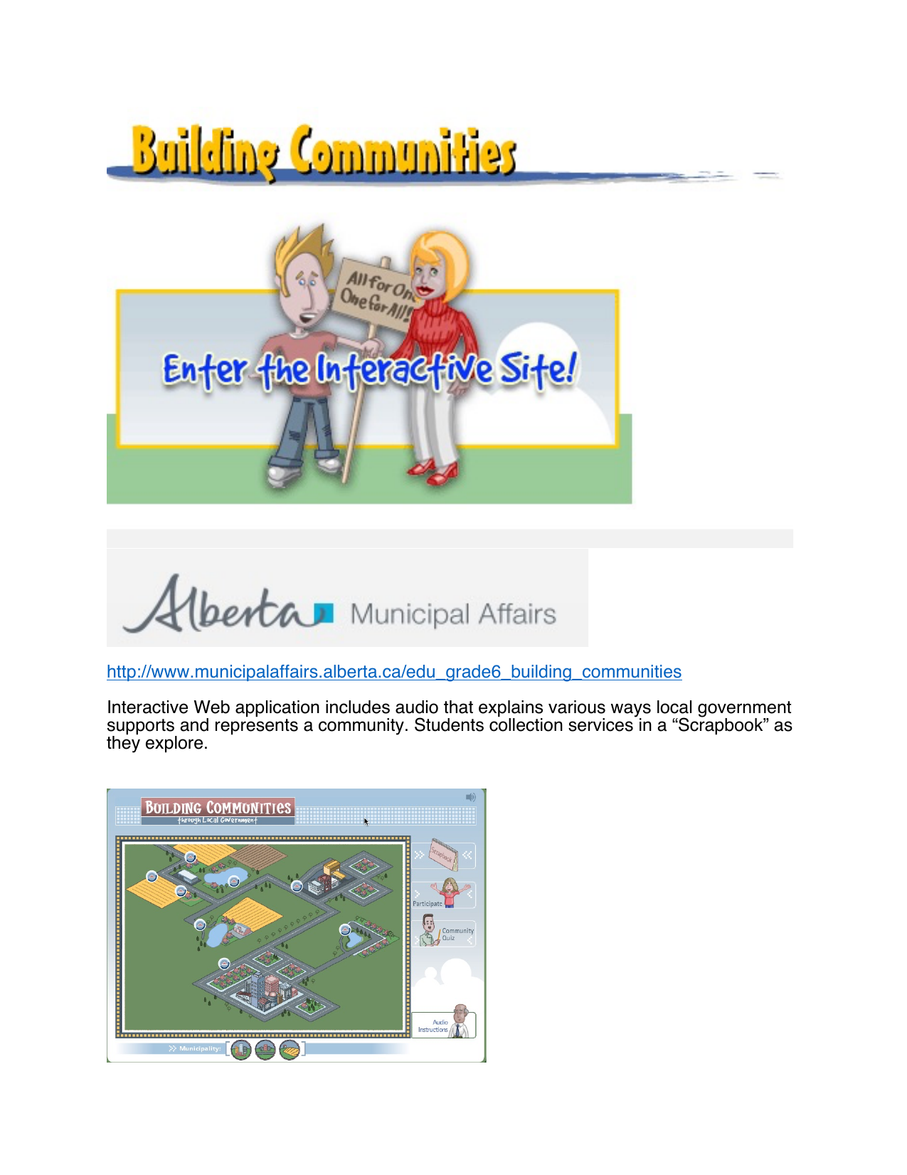 Building Community Through Local Government Resource Preview
