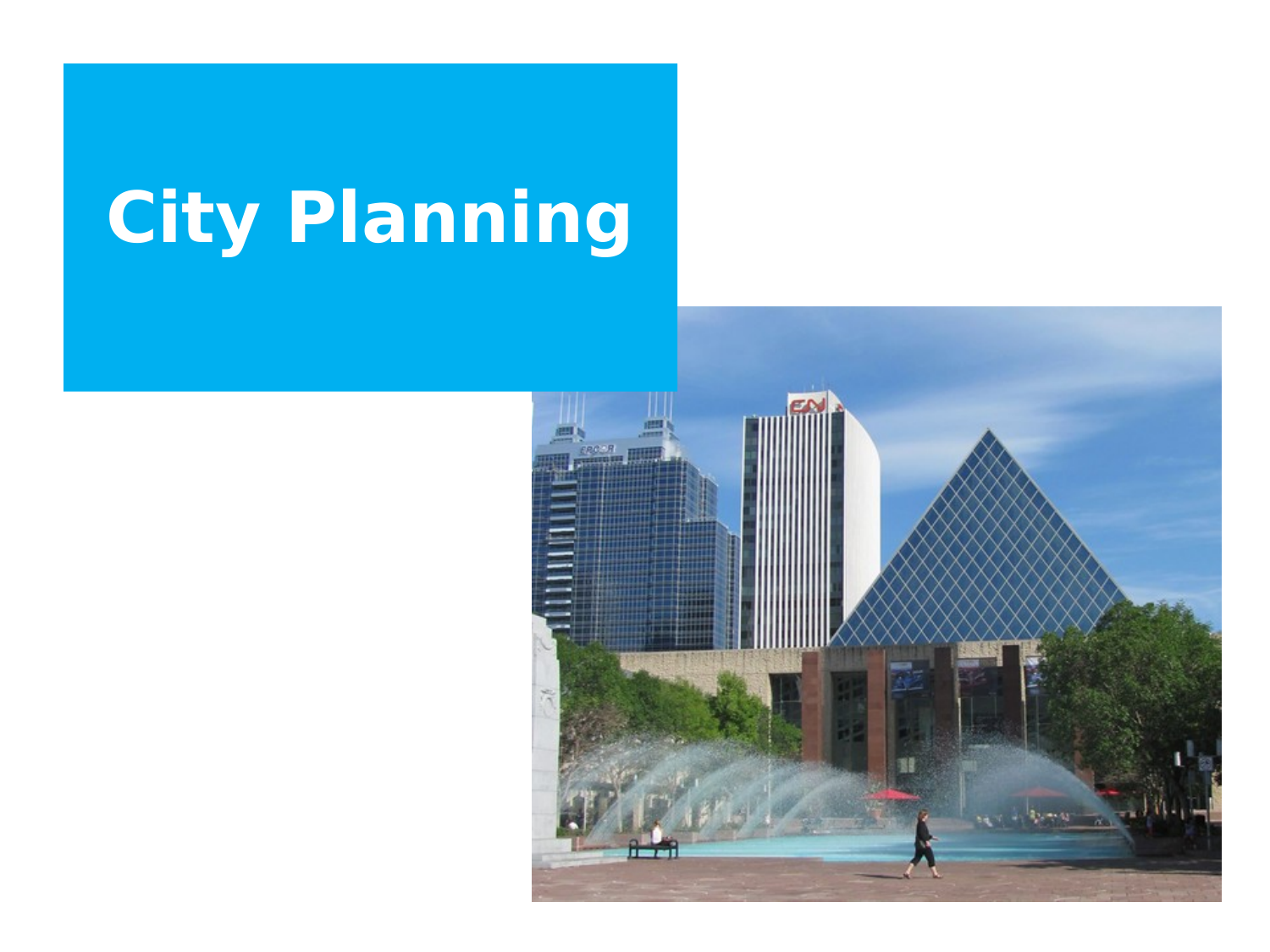 City Planning Resource Preview