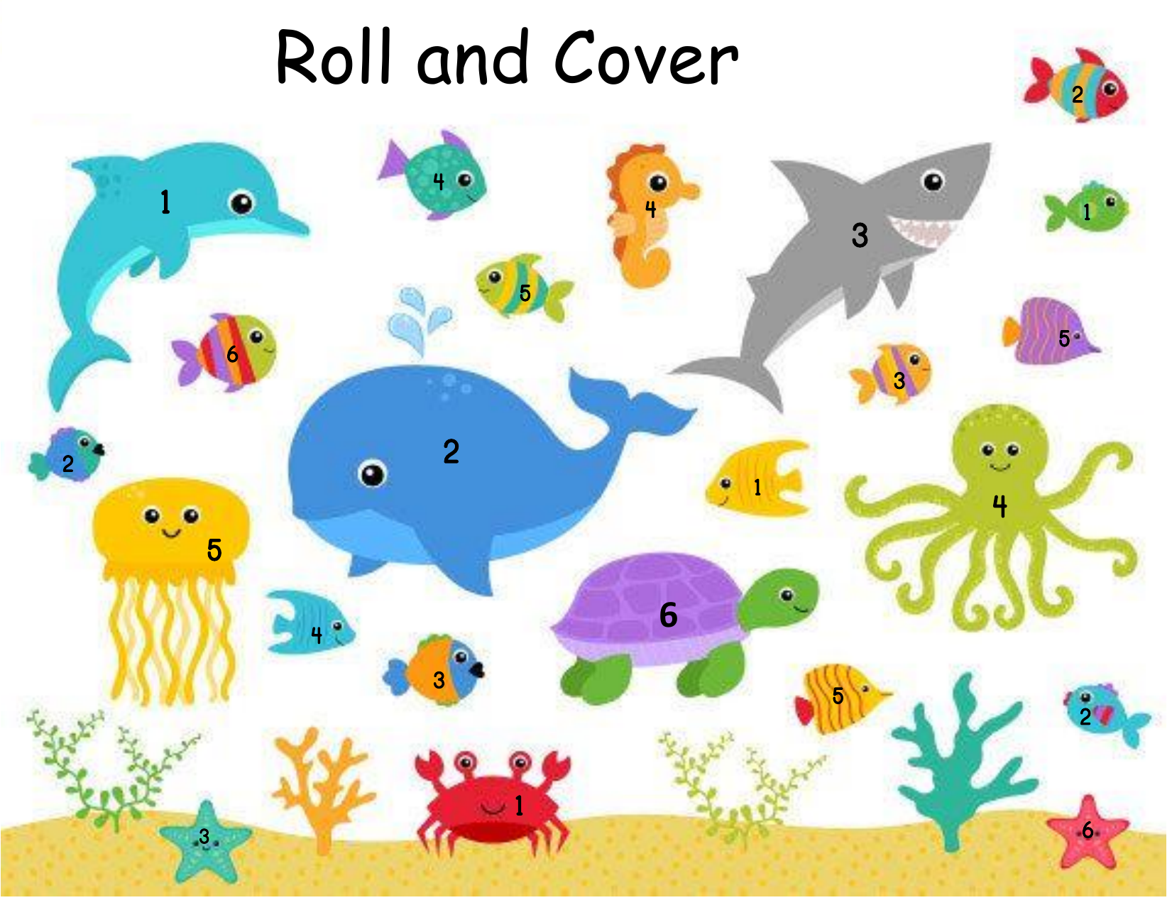 Roll and Cover Ocean Mat Resource Preview