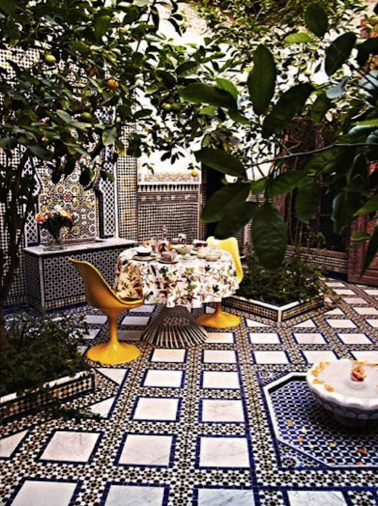 This moroccan inspired trend is officially everywhere the accent click dailygadgetfo Gallery