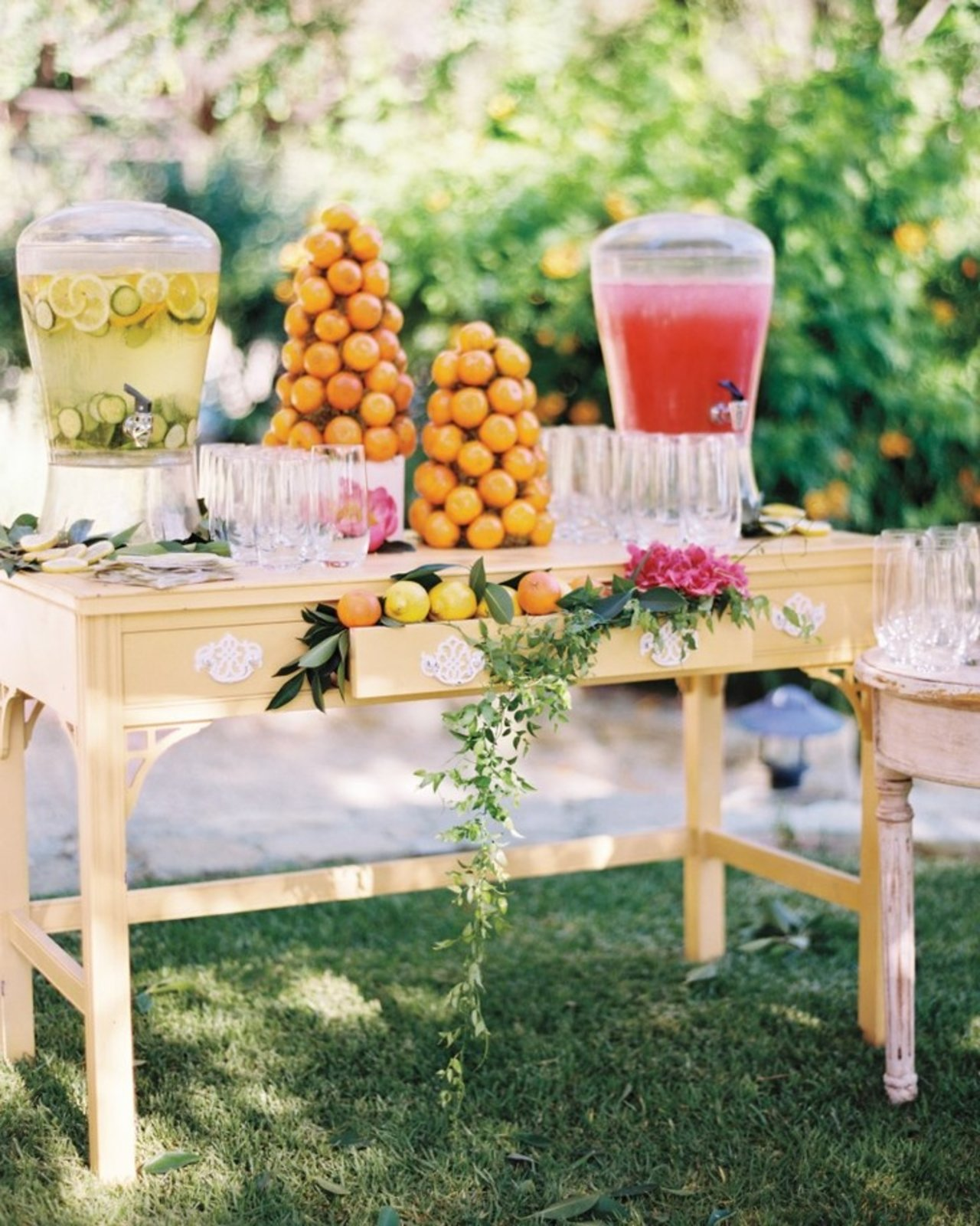 These Outdoor Entertaining Ideas Inspired By Weddings Are