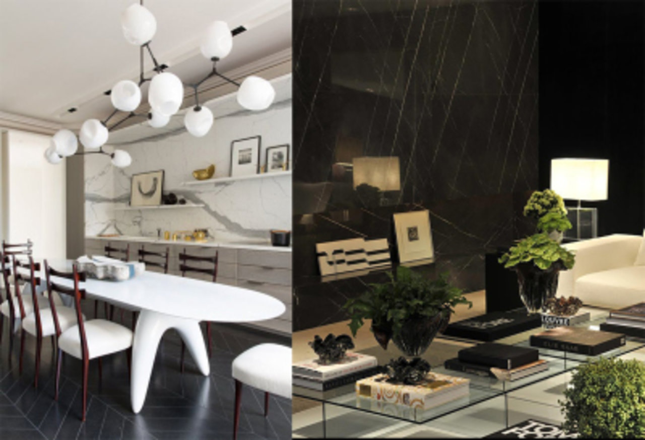 Two stylish spaces by Ross Cassidy
