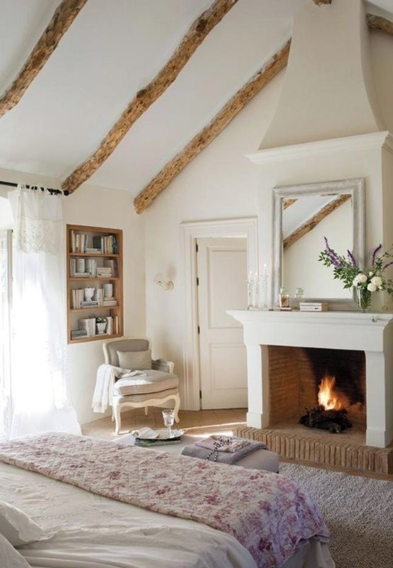 5 cozy fireplaces to put you in the mood for winter the accent