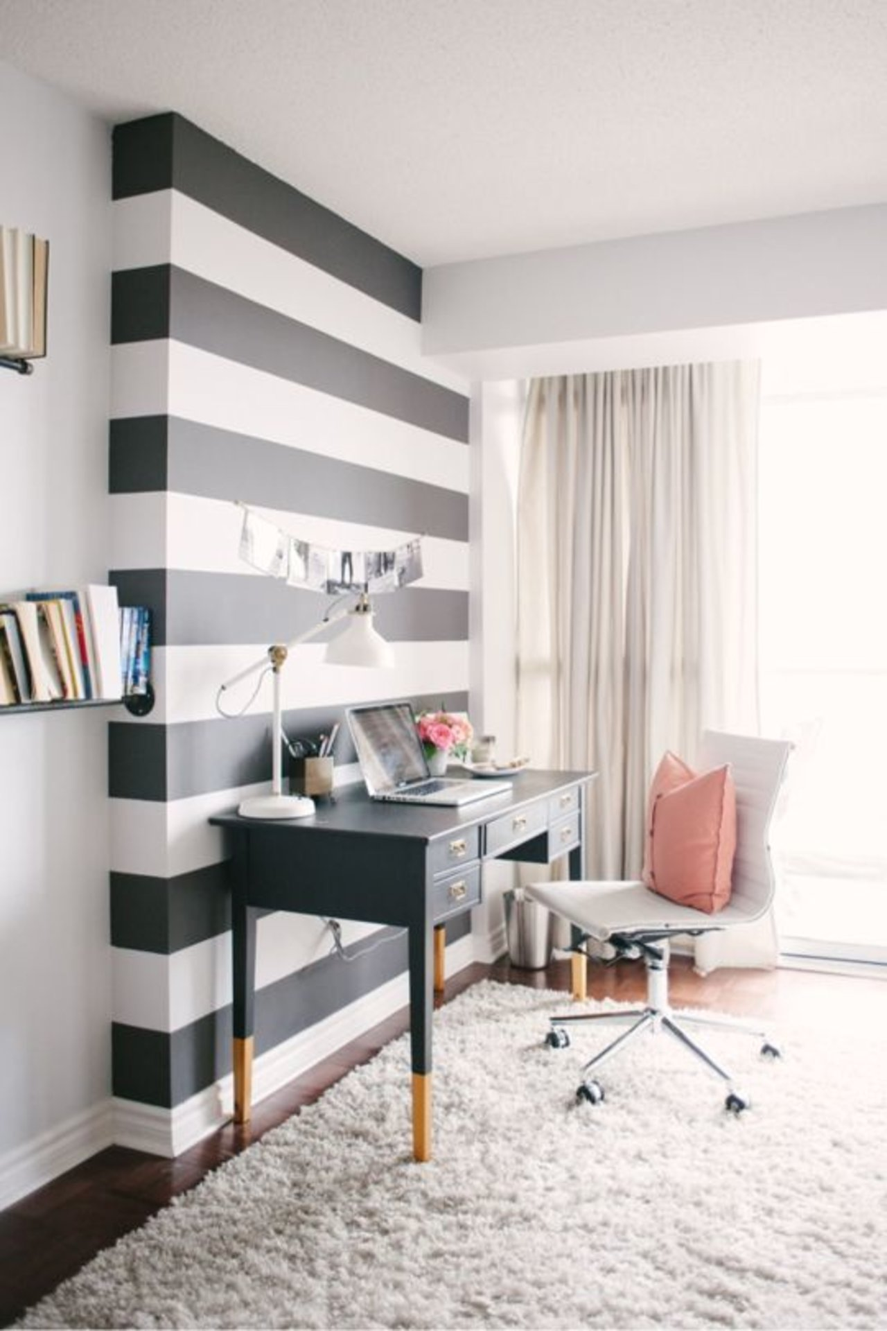 modern stylish home office