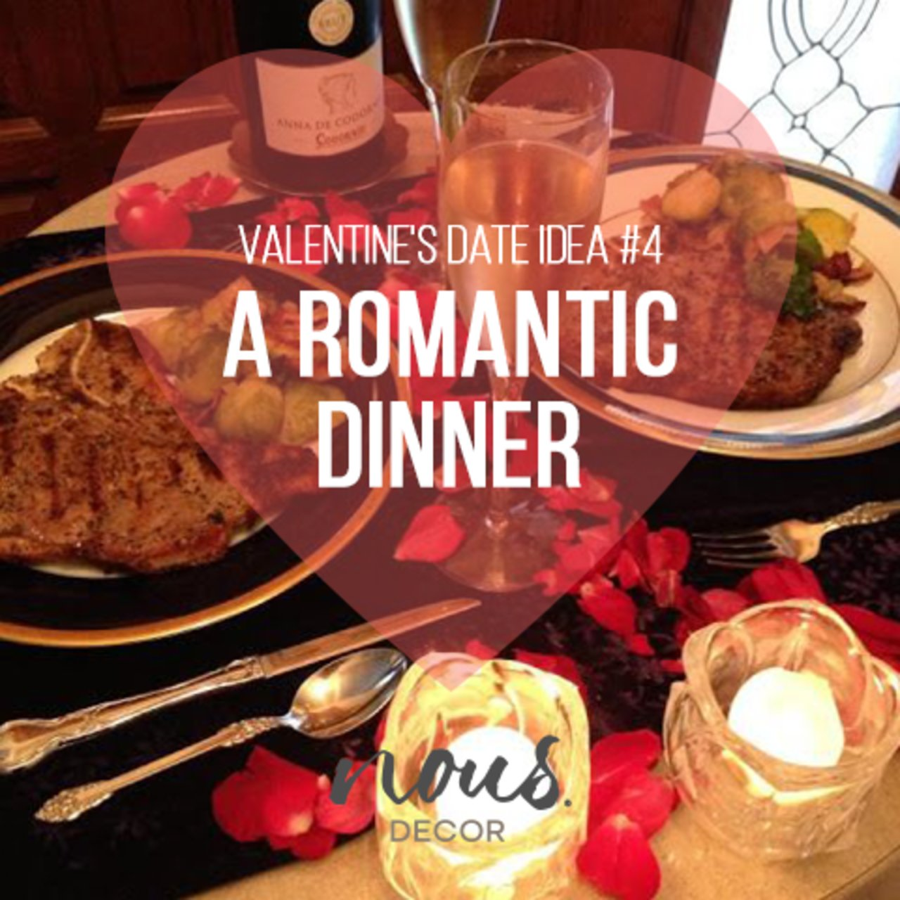 Home Cooked Dinner Date Ideas. Amazing Romantic Dinner Ideas For ...