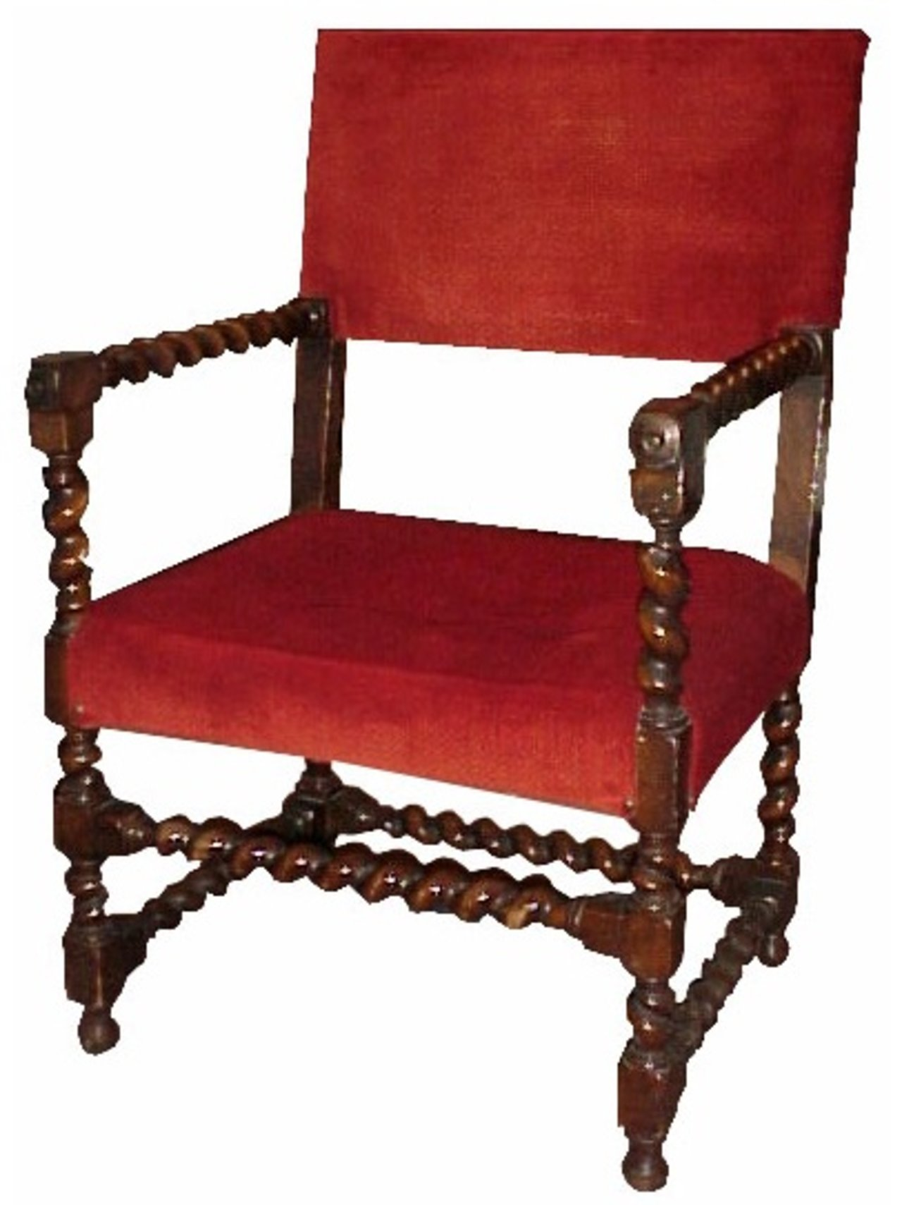 Louis XIII Style Chair