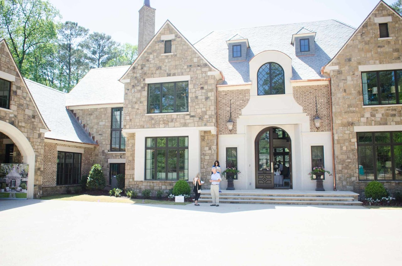 Peek inside the inaugural southeastern showhouse the accent Home designers atlanta
