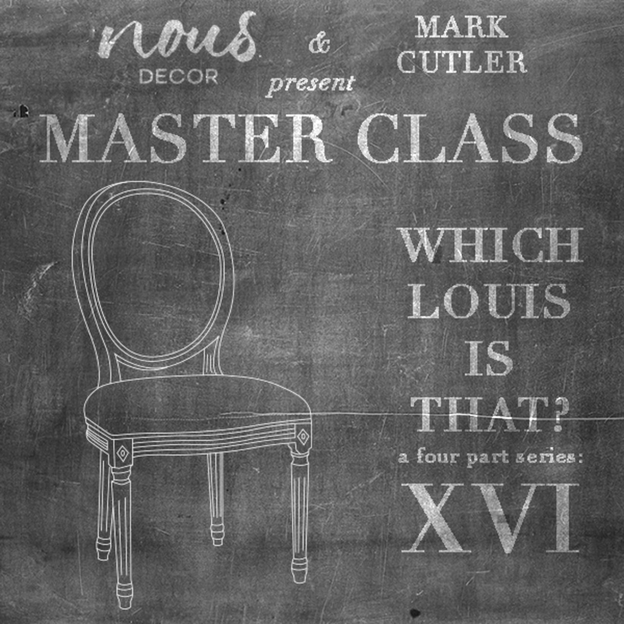 master class the furniture style of louis xvi the accent