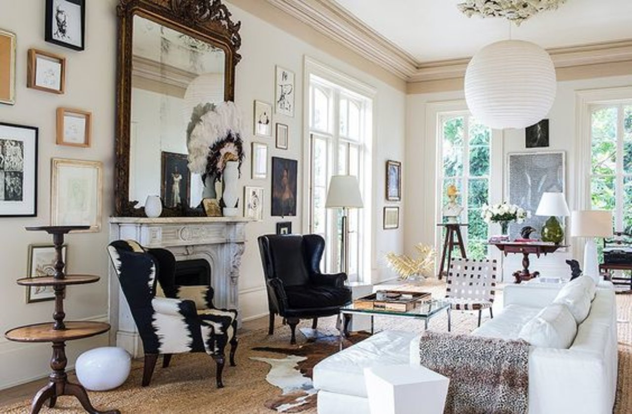 This is new southern style according to thou swell the for Modern new orleans homes