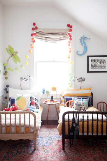 7 Charming Gender Neutral Kid S Room Ideas The Accent
