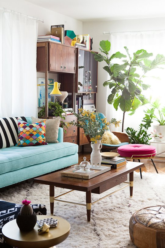 Small Living Room Ideas Apartment Therapy