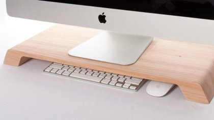 7 modern desk set ups and how to get their look plus one - Lifta desk organizer ...