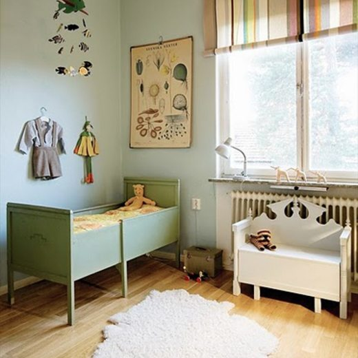 Gender Neutral Kids Rooms 7 charming gender-neutral kid's room ideas - the accent™