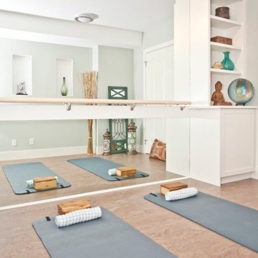 One Room, Three Looks: A Serene And Simple Home Yoga Room - The
