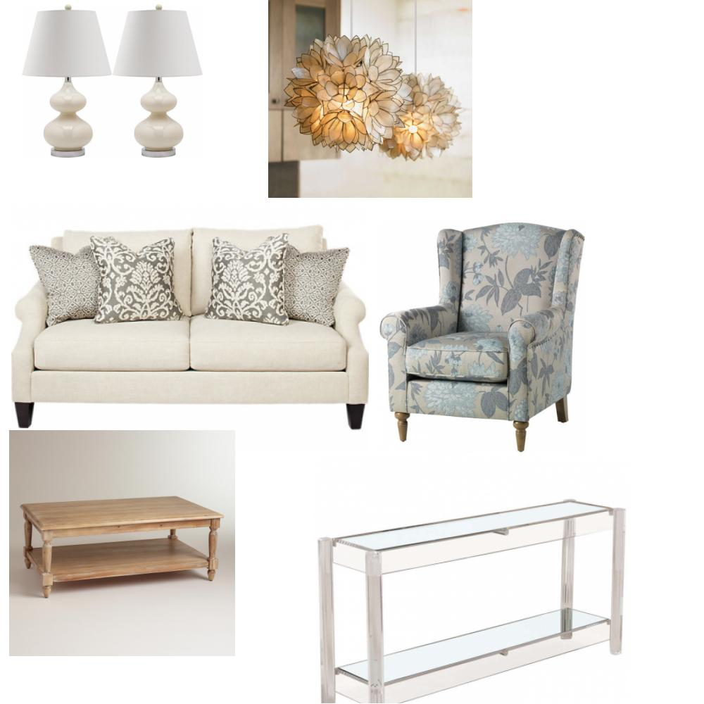 Rooms To Go Regent Place Loveseat - Online Interior Design - NousDecor