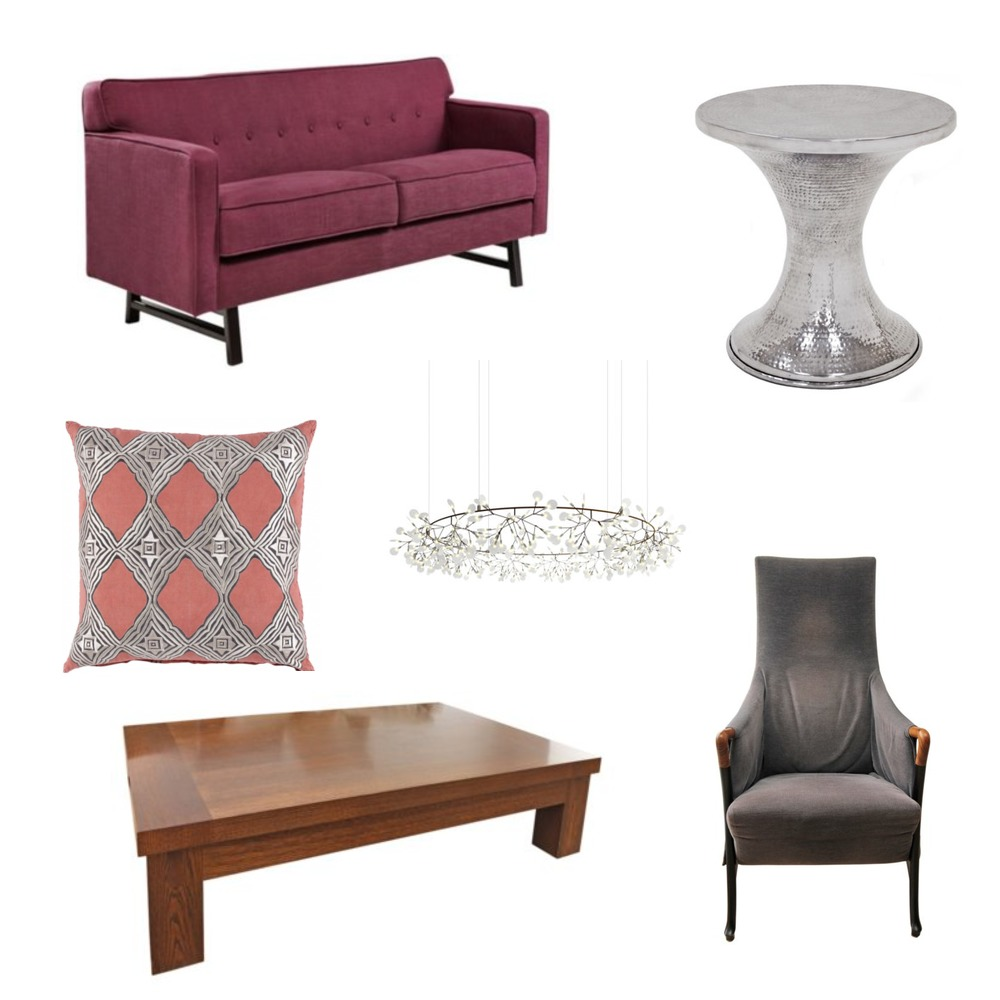 Christian liaigre coffee table online interior design for Living room no coffee table