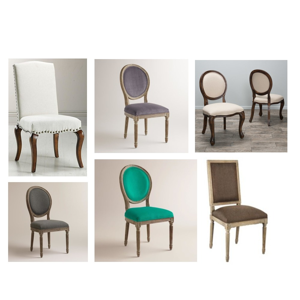 Complete The Look. Selections Of Dining Chairs