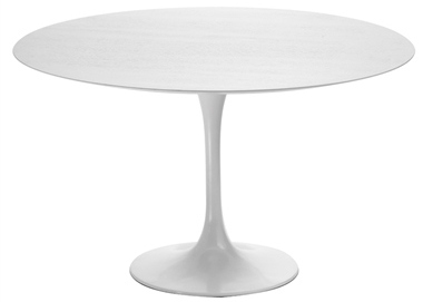 Exceptional Cal Modern Pedestal Round Dining Table