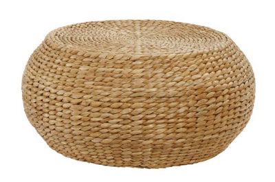 Round Woven Seagrass Coffee Table Honey Online Interior Design Nousdecor