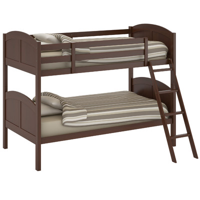 Concordia Twin Bunk Bed With Removable Ladder Online Interior
