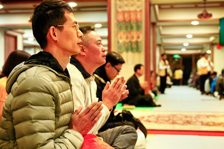 真如老師開示:把握祈願法會,種下善知識歡喜攝受的因