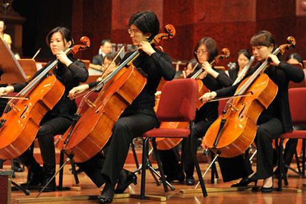 「琴韻心聲」福智讚頌音樂會