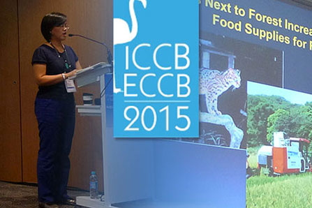 慈心參與2015國際生物保育年會