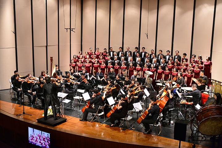 2015月光音樂會,交響樂團演出