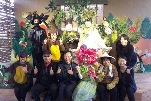 2014福智朝禮法會展覽報導
