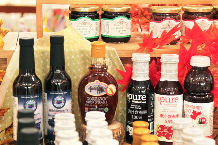 里仁、加拿大農業合作