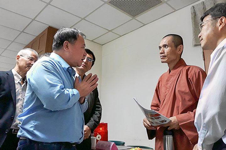 正向心理學2.0與佛法——Dr. Paul T. P. Wong 與福智僧團法師對話