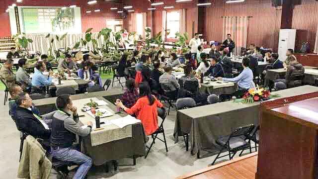 上海供應商參與慈悅潔淨標章說明會